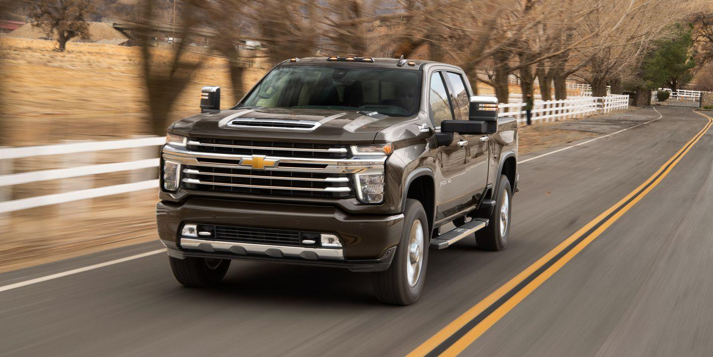 The 2020 Chevrolet Silverado HD Is Smart, Burly, and Can ...