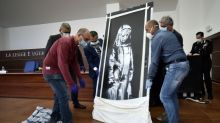 Italy returns stolen Bataclan Banksy to France