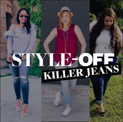 Instagram Influencers Rock Their Killer Jeans Video