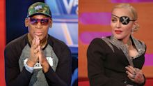 Dennis Rodman claims Madonna offered him $20 million for a baby: 'Oh, I tried'