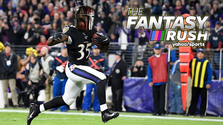 The Fantasy Rush: Lack of running backs is a disease, and this video is the cure