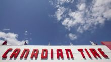 Canadian Tire reports third-quarter profit up from year ago, raises dividend