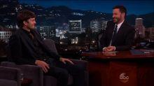 Ashton Kutcher and Jimmy Kimmel Reveal Their Uber Passenger Ratings