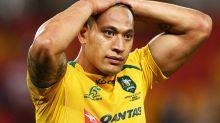 Israel Folau's surprise revelation in swipe at Rugby Australia