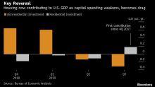 Housing Upswing to Cushion U.S. Economy From Sluggish Investment