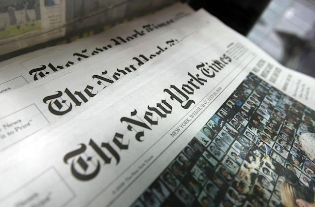 New York Times offers newsstand customers 'Digital Day Passes'