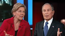 Warren on dislike of Bloomberg: 'It's not personal, it's just everything about him'