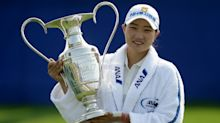 Lee wins ANA Inspiration play-off for first major title