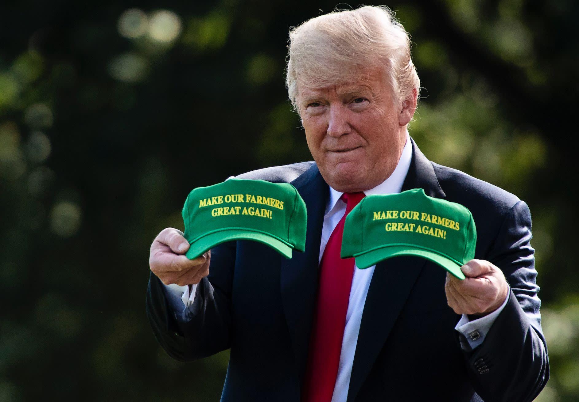 Trump's farmer bailout just hit $7.7 billion – but 'it no way makes us whole'