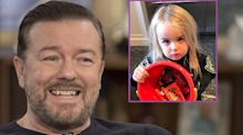 Ricky Gervais slams 'abusive' Donald Trump Jr. for 'socialist' Halloween tweet