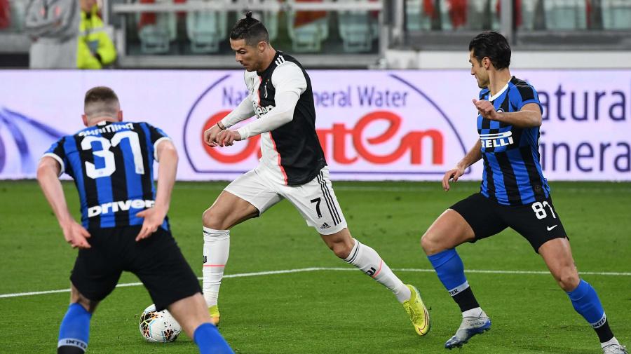 Inter de Milán - Juventus   Horario, canal de TV en España, México y Sudamérica, streaming online y alineaciones