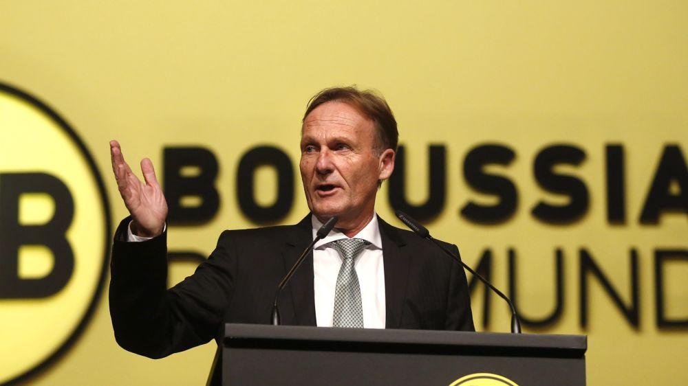 Borussia Dortmund: Absage an chinesischen Investor