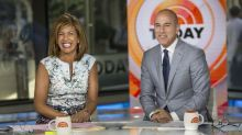 Hoda Kotb Reveals Matt Lauer's Text After Replacing Him as 'Today' Show Co-Anchor (Exclusive)