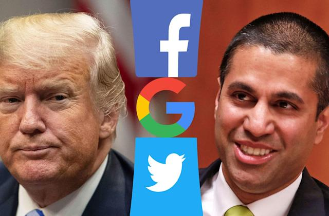 The US government comes for Google, Facebook, and Twitter