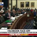 Zuckerberg on Capitol Hill to pitch cryptocurrency, faces grilling on bias and election security