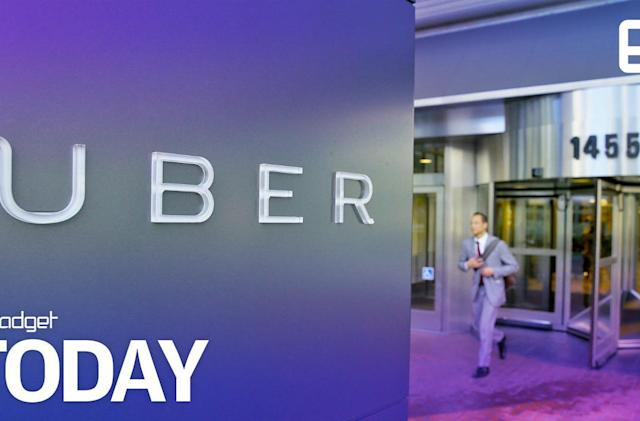 Uber paid off a 20-year-old Florida man to destroy hacked data