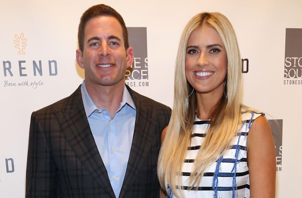 Christina Anstead Discusses Filming Flip or Flop With Ex