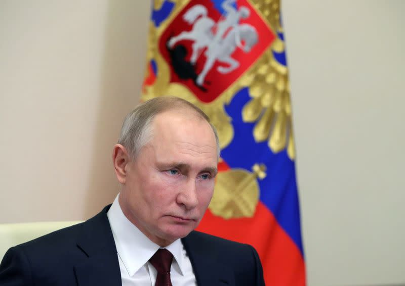 Putin says Russia needs to protect parliamentary elections from foreign meddling