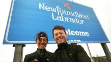 Last stop St. John's: Cross country on bicycles raising money for kid's breakfast program