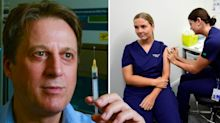 'Too slow': Vaccine expert hits out over rollout failures