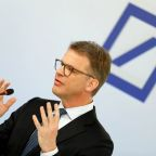 Deutsche Bank's positive momentum continued in second quarter, CEO says
