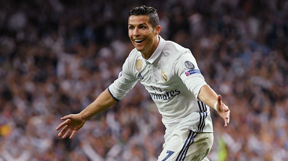 Ronaldo in a league of his own - Zidane