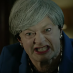 Andy Serkis Brings Gollum Back to Ridicule Brexit and Theresa May