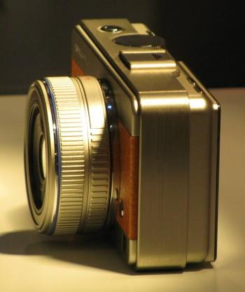 Olympus drops jaws with retro Micro Four Thirds concept