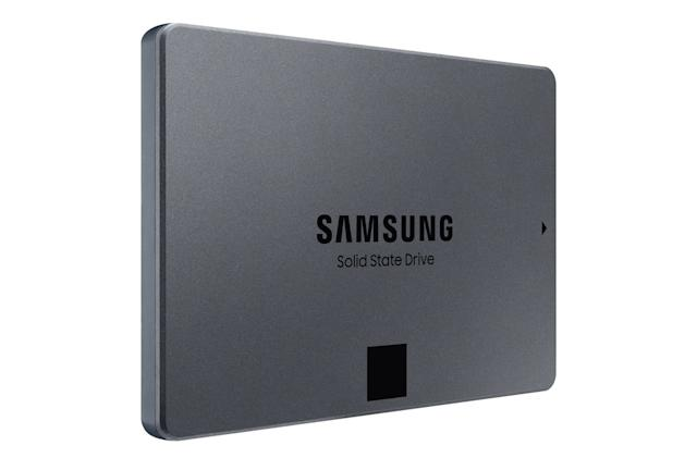 Samsung's 860 QVO brings multi-terabyte SSDs down to Earth