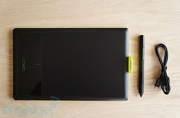 Wacom outs the Bamboo Splash: the Connect's hardware with a new software bundle