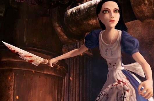 Alice: Madness Returns' 'Online Pass' grants you Alice 1 (it's $10 otherwise)
