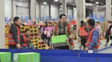 Soldes géantes : les Chinois ont dépensé un milliard de dollars en une minute sur la plateforme Alibaba