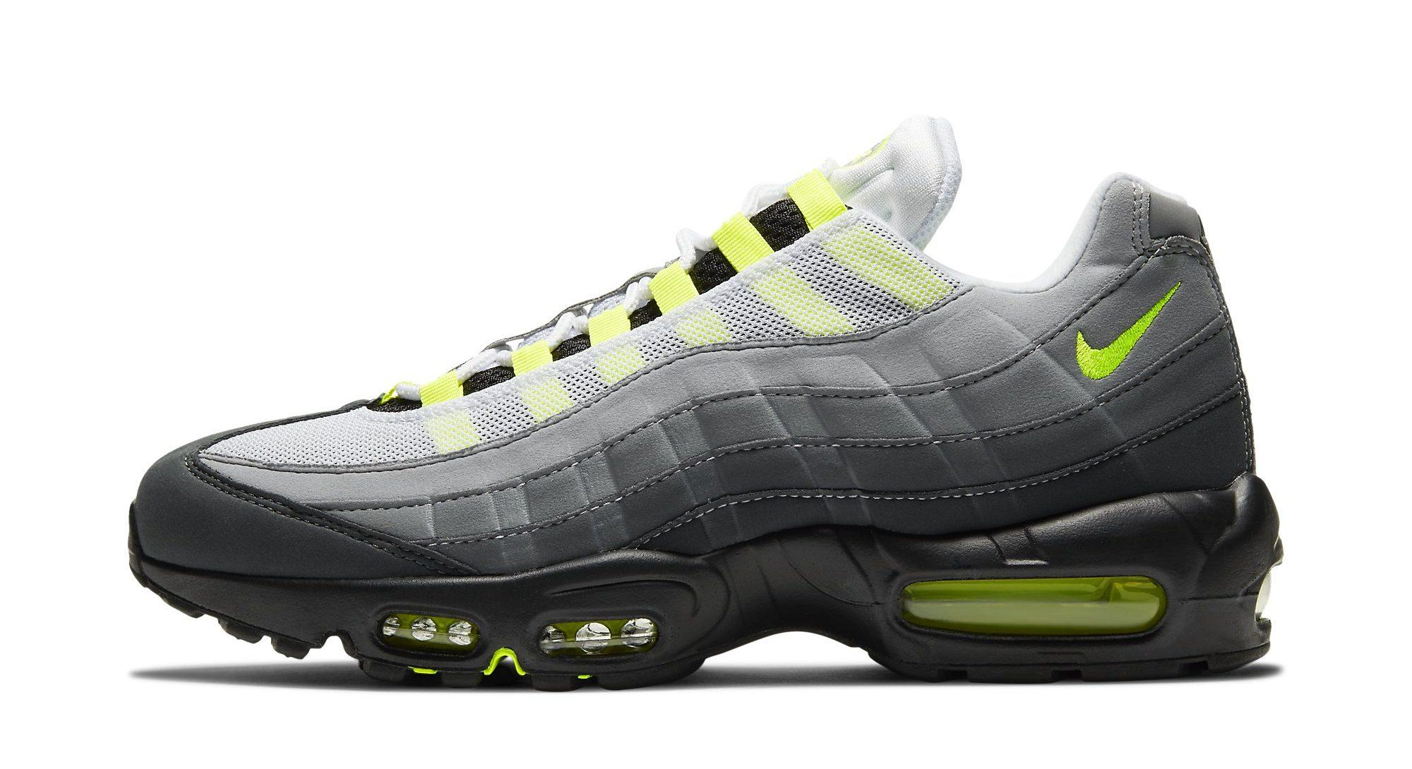 The Nike Air Max 95 'Neon' Sold Out Quickly — but You Can Still ...