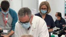 """Pregliasco e il no del paziente a AstraZeneca: """"Un dolore"""""""