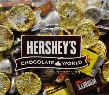 Hershey makes a sweet deal, Humana in talks for Kindred, Toyota rolls out electric model plans