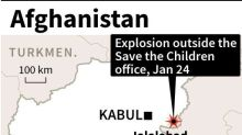 Gunmen attack Save the Children office in east Afghanistan