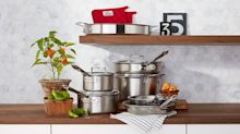 All-Clad's famous cookware sets are up to 60% off at Macy's right now