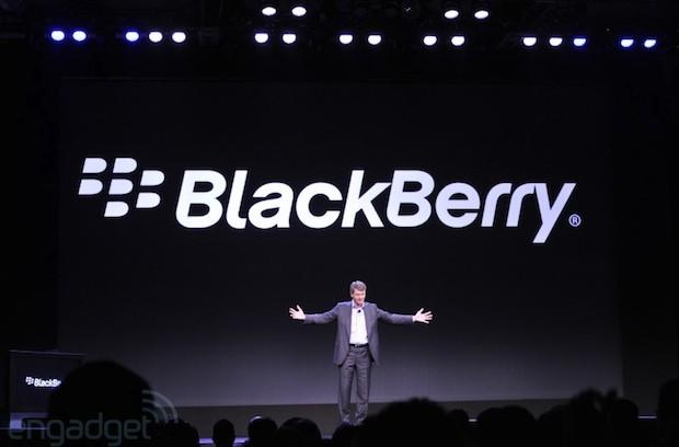 Reuters: BlackBerry leadership is open to the idea of going private