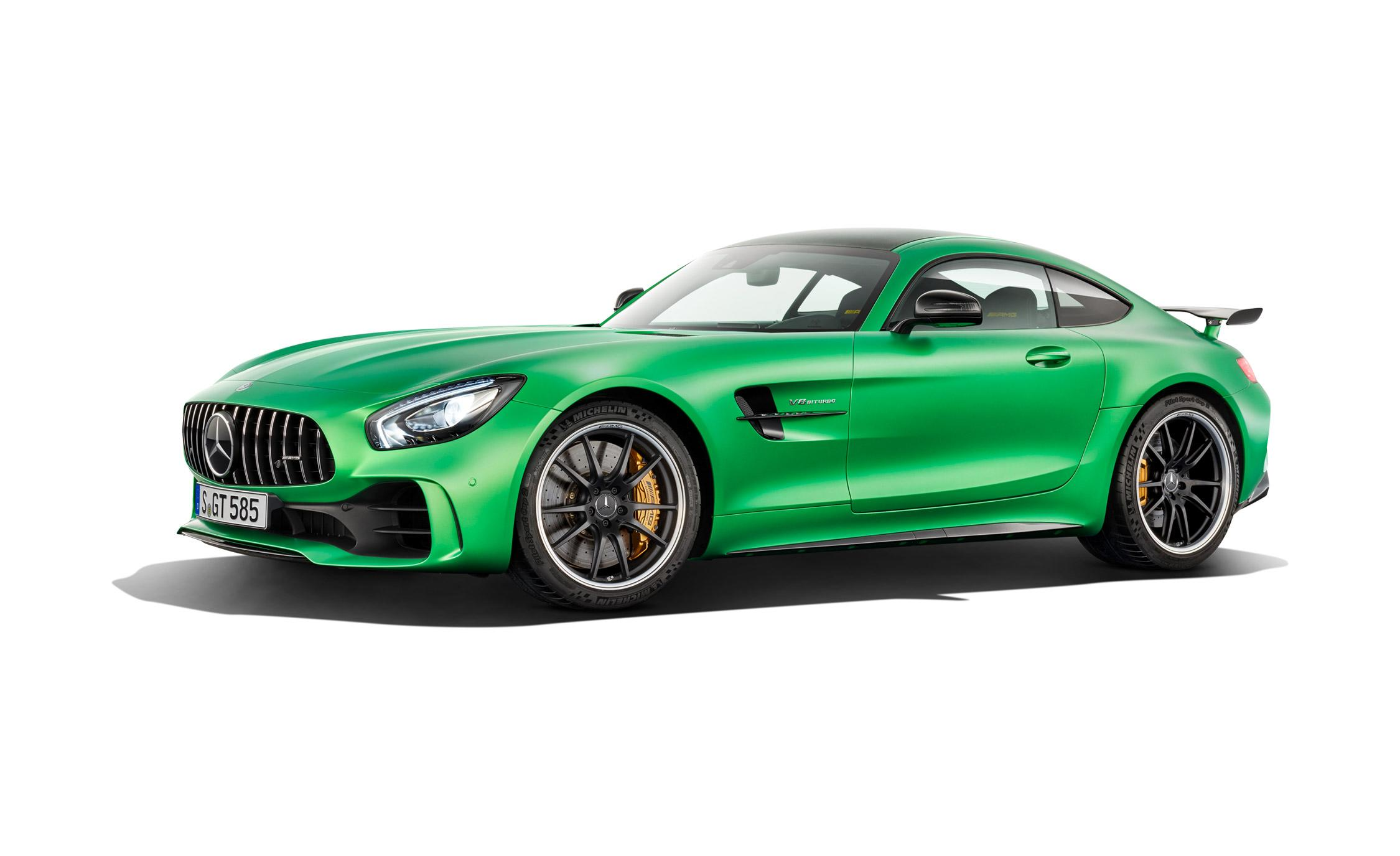 New cars for 2018 mercedes benz for Mercedes benz new cars 2018