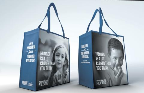 "Food Lion Feeds Launches New ""Summers Without Hunger"" Reusable Bag Campaign"