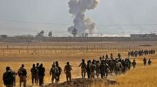 Six Iraqi police, 12 IS fighters killed in Kirkuk clashes: police
