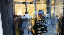 Barneys ConsidersBankruptcy Loan With Great American Capital
