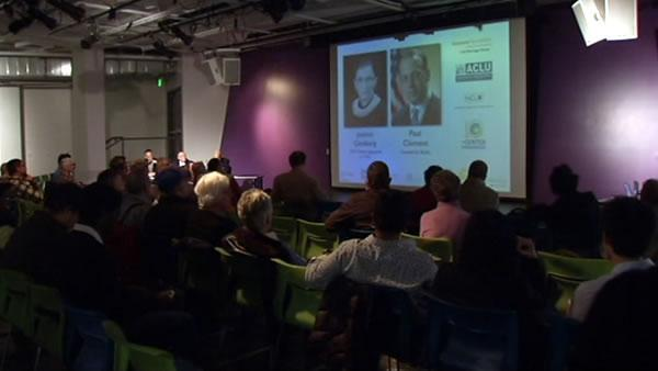 SF group holds panel discussion on Prop 8, DOMA