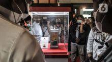 FOTO: Melihat Pameran Artefak Nabi Muhammad SAW di JIC