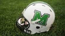 Marshall DT Larry Aaron dies after New Year's party gunshot wound