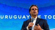 Coronavirus en Uruguay: Luis Lacalle Pou dio negativo a test de Covid-19