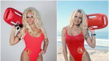 Así es la doble de Pamela Anderson que también se ligó a Tommy Lee