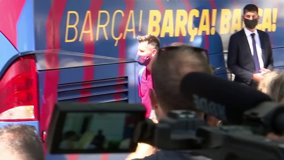 Bayern Munich's thrashing of Barcelona was 'brutal' says ...   Barcelona- Bayern