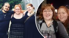 Women constantly mistaken for sisters are actually in a polyamorous thruple