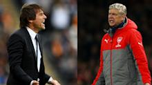 He's one of the greatest - Conte does not expect Wenger to leave Arsenal
